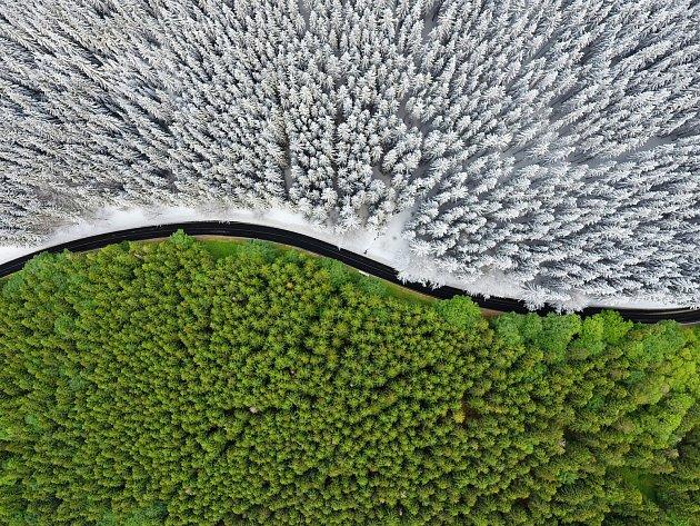 Snímek jesenického fotografa Tomáše Neuwirtha, snímž uspěl na mezinárodních soutěžích.