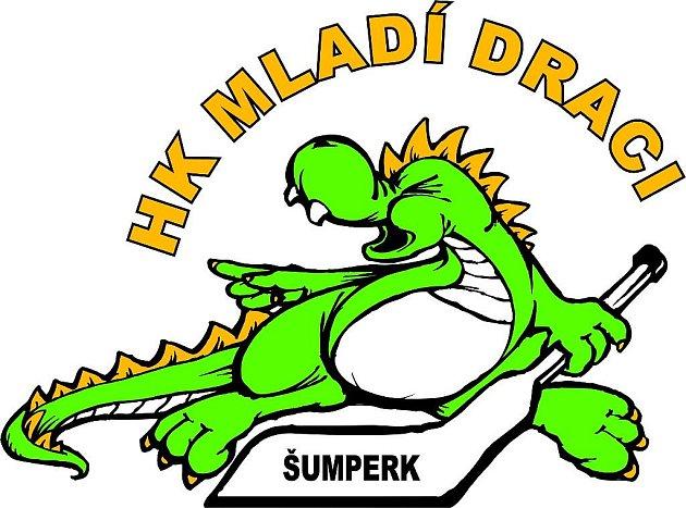 Logo Mladí Draci Šumperk