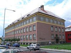 Masarykova škola v Šumperku