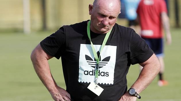 Petr Ševčík, trenér Jeseníku