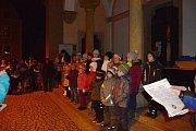 Česko zpívá koledy v Rapotíně