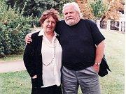Libuše Drtilová se svým manželem Miroslavem