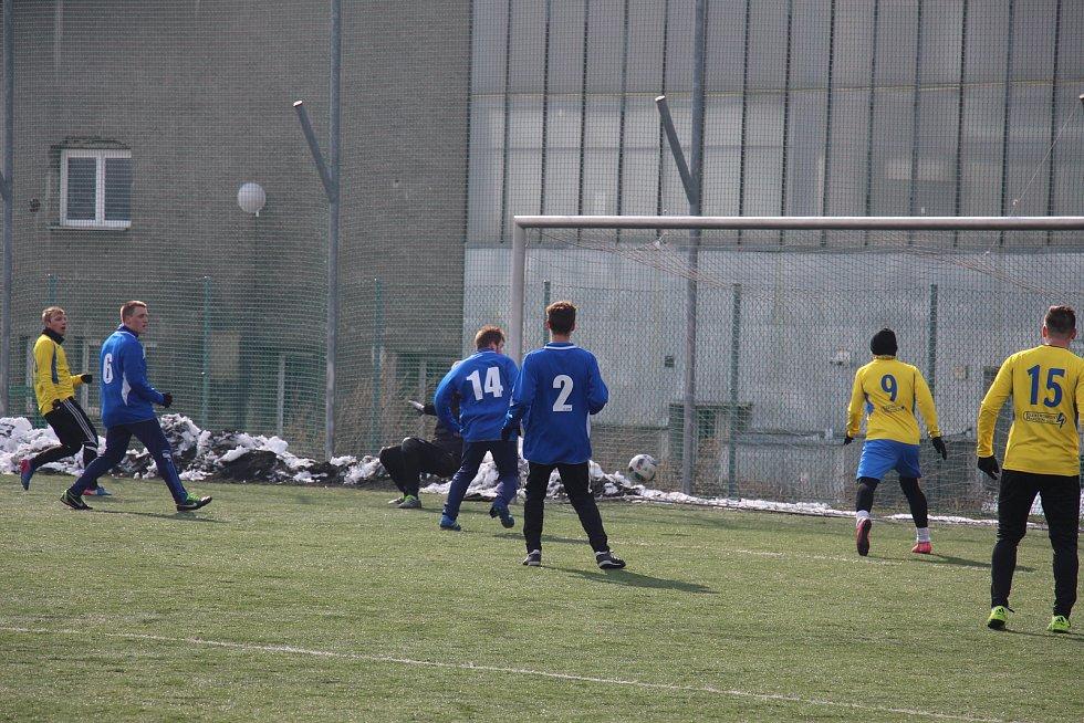 Šumperk si doma poradil také s Letohradem, zvítězil 4:1.