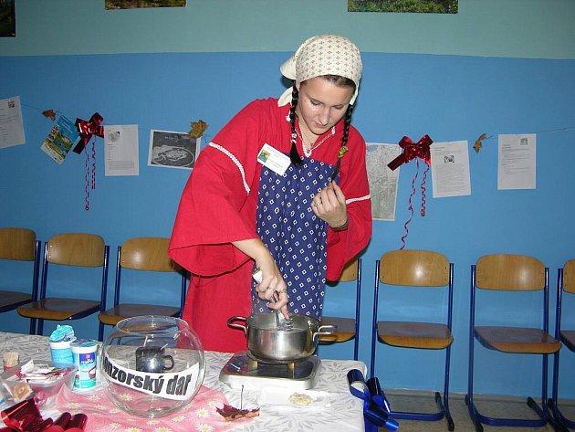 Gastronomické toulky v podání studentů hotelové školy v Jeseníku