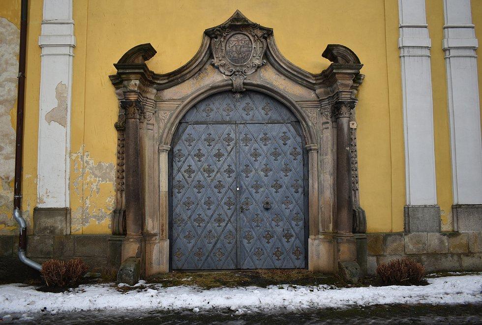 Bílá Voda - piaristický klášter