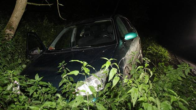 3009a3f32a0 Policisté na Šumperku zadrželi po automobilové honičce výrobce drog ...
