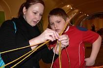Ve znamení svátků jara se nesl celý první dubnový den ve Vlastivědném muzeu v Šumperku