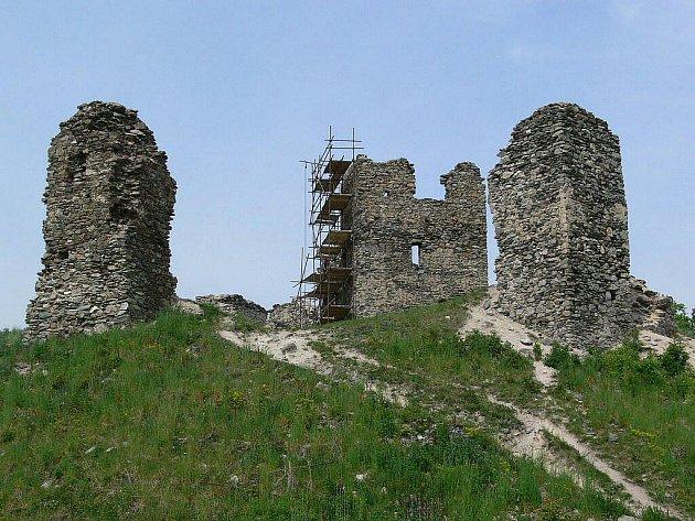 Hrad v Brníčku