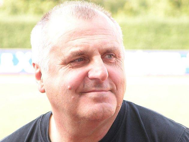 Vladimír Šimíček, předseda krajského sdružení ČSTV