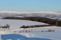 Krajina kolem Bludova
