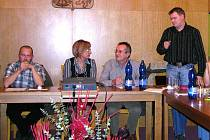 Pavel Vonc kritizuje Evu Pavličíkovou