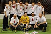 Letošní vítěz Jesenické florbalové ligy Mlýnice Jeseník