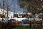 Papírna v Olšanech na Šumpersku a dozvuky požáru velké haly