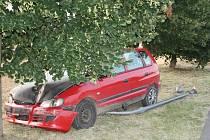 Havárie 13. srpna 2021 v Rapotíně.
