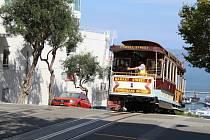 Návštěva San Francisca