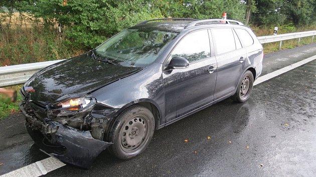Nehoda u Palonína