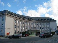 Zábřežská radnice na náměstí Osvobození. Ilustrační foto.