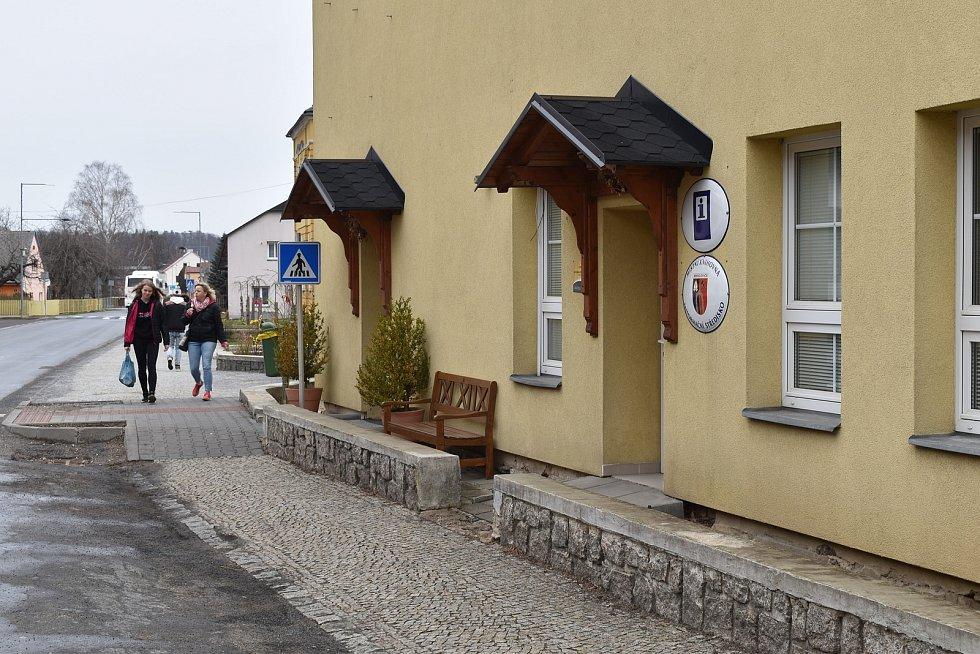 Mikulovice - knihovna