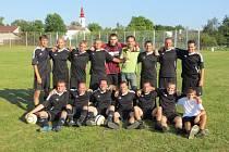 Vítěz finálového utkání o přeborníka Okresní soutěže startovního ročníku 2011-12 Třeština.