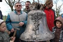 Zábřežští zvoníci po roce a půl příprav ulili zvon.