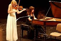 Gabriela Demeterová na hudebních slavnostech v Šumperku