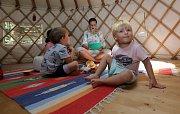 Lesní školka v Novém Malíně