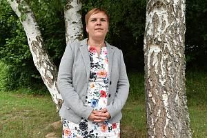 Starostka Rohle Eva Petrášová
