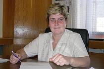 Starostka Javorníku Irena Karešová