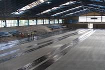 Rekonstrukce zimního stadionu v Šumperku