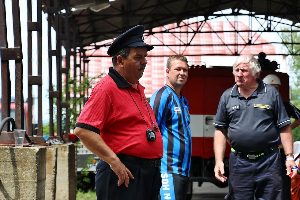 Požární Holba Cup v Novém Malíně