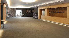 Kino Oko v Šumperku po rekonstrukci.
