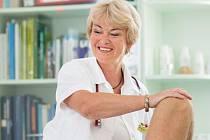 Milena Dědičová, vedoucí lékařka Termálních lázní Velké Losiny
