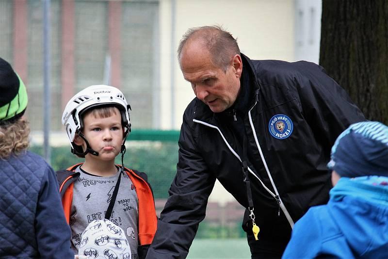 V úterý 21. září 2021 v Šumperku opět proběhl Týden hokeje