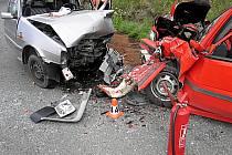 Vážné nehody.