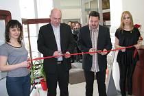 Nové turistické informační centrum a minigalerii otevřeli v Domě kultury v Mohelnici.