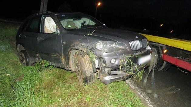 Nehoda v Maršíkově u Velkých Losin