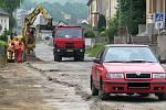Rekonstrukce Sokolské ulice v Zábřehu