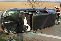 Nehoda u Libivé 15. 4. 2019.