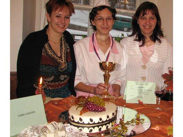 Loňská vítězka soutěže O Priessnitzův dortík nebude chybět ani při letos.