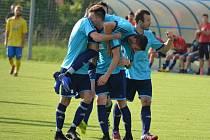 FK Jeseník – FK Šumperk 6:1 (0:0).