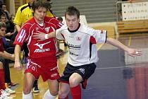 Futsalový tým Šumperku je ve formě.