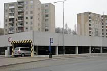 Parkovací dům ve Finské ulici