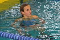 Zábřežská plavkyně