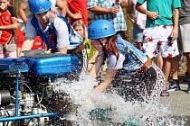 Zábřežský Ráječek hostil rozhodující závod Holba Cupu 2019