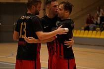 Futsalisté Jeseníku.