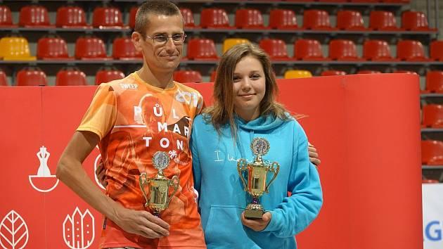 Na víkendových závodech v polské Nyse vybojovali dobré umístění všichni šumperští zástupci. Marek Procházka a Lucie Matějová