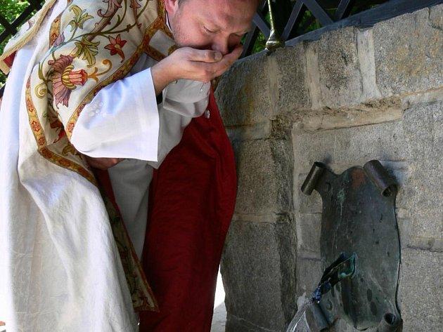 Vodu z pramene v Mladé Boleslavi využívali již páni ve čtrnáctém ... 9d590687c5