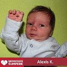 Alexis K., Šumperk