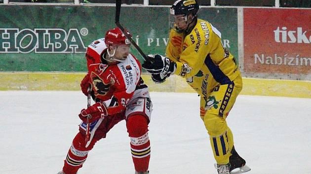 Draci versus Prostějov.