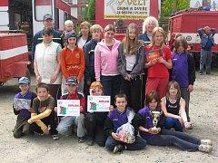 Dobrovolní hasiči z Vikýřovic se hodně věnují mládeži